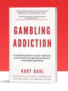 Gambling addiction survival treatment and recovery